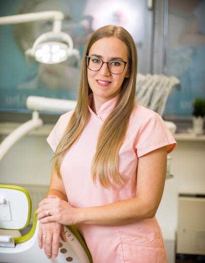 Dr. Nagy Adrienn - Fogorvos