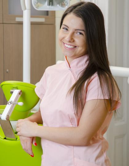 Ilyés Andrea - Klinikai fogászati higiénikus