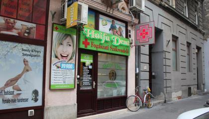 Haifa Dent fogászati ügyeleti rendelő galériája