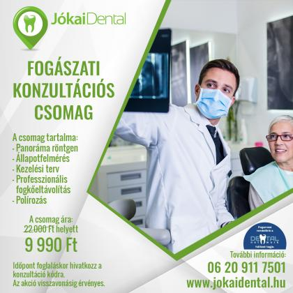 Dental Consultation Package