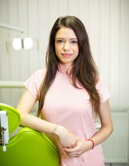 Laczkó Valentina - Fogászati asszisztens